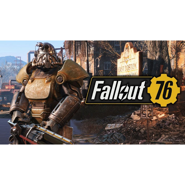 FALLOUT 76 CD KEY BETHESDA EU - Other Games - Gameflip