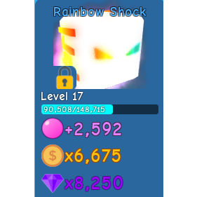 Pet | Rainbow Shock