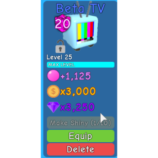 Pet | Beta Tv (Rare)