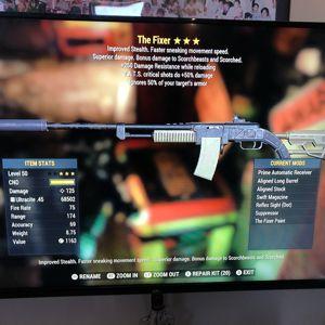 Weapon | AA 50 250 Fixer