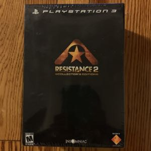 Resistance 2 Collectors Edition PS3