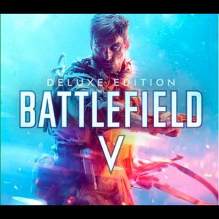 Battlefield V Deluxe Edition - Origin account - PC - Region free