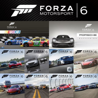Forza Motorsport 6 Complete Add-Ons Collection XBOX LIVE Key XBOX ONE UNITED STATES