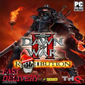 Warhammer 40,000: Dawn of War II: Retribution Steam Key GLOBAL