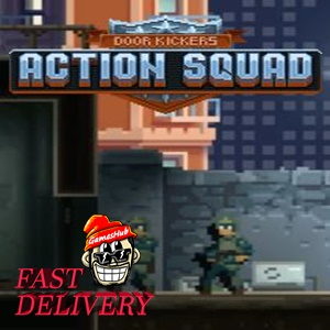 Door Kickers: Action Squad Steam Key PC GLOBAL