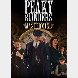 Peaky Blinders: Mastermind (PC) Steam Key GLOBAL
