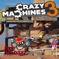 Crazy Machines 3 Steam Key GLOBAL