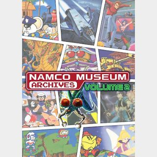 Namco Museum Archives Vol. 2 (PC) Steam Key GLOBAL