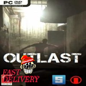 Outlast ✅[STEAM][CD KEY][REGION:GLOBAL][DIGITAL DELIVERY FAST AND SAFE]✅