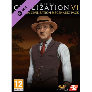 Sid Meier's Civilization VI - Australia Civilization & Scenario Pack Key Steam GLOBAL