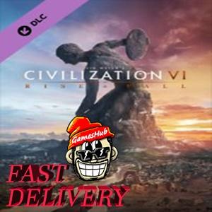 Sid Meier's Civilization VI: Rise and Fall DLC Steam Key GLOBAL