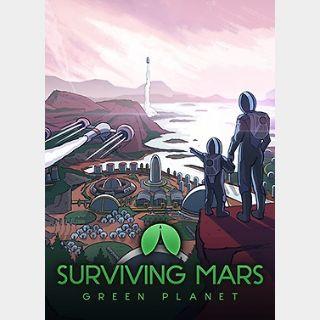 Surviving Mars: Green Planet (PC) Steam Key GLOBAL