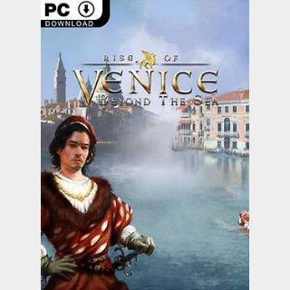 Rise of Venice: Beyond the Sea (PC) Steam Key GLOBAL