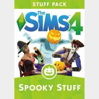 The Sims 4: Spooky Stuff (DLC) Origin Key GLOBAL