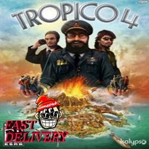 Tropico 4: Steam Special Edition Steam Key GLOBAL