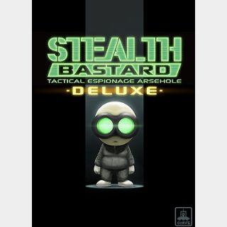 Stealth Bastard Deluxe (PC) Steam Key GLOBAL