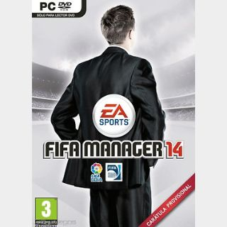 FIFA Manager 14 (PC) Origin Key GLOBAL