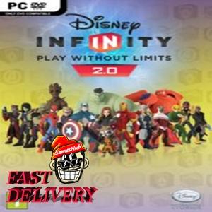 Disney Infinity 2.0: Gold Edition Steam Key PC GLOBAL
