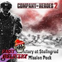 Company of Heroes 2 - Victory at Stalingrad Mission Pack Steam Key GLOBAL