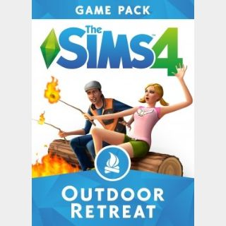 The Sims 4: Outdoor Retreat (PC) Origin Key GLOBAL