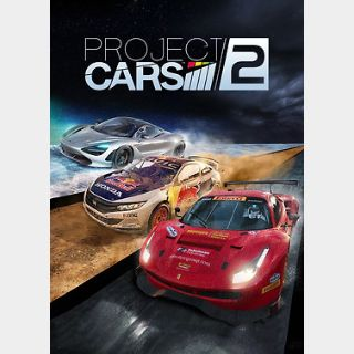 Project Cars 2 (PC) Steam Key GLOBAL