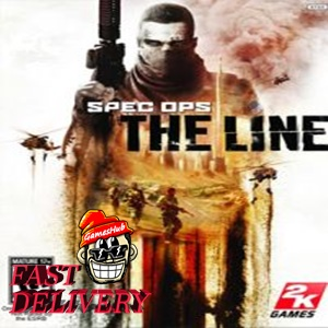 Spec Ops: The Line [STEAM][REGION:GLOBAL][KEY/CODE]