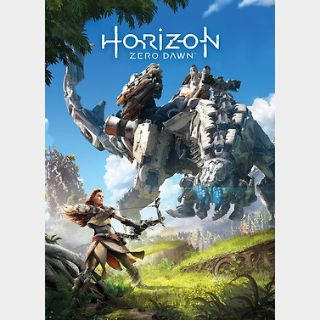 Horizon Zero Dawn Complete Edition (PC) Steam Key GLOBAL