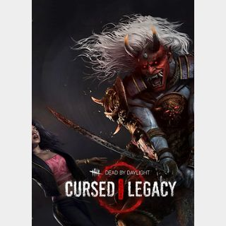 Dead by Daylight - Cursed Legacy Chapter (PC) Steam Key GLOBAL