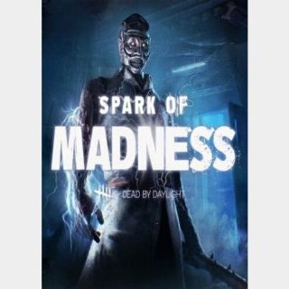 Dead by Daylight - Spark of Madness (DLC) Steam Key GLOBAL