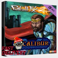 Pinball FX2 - Excalibur Table Key Steam GLOBAL