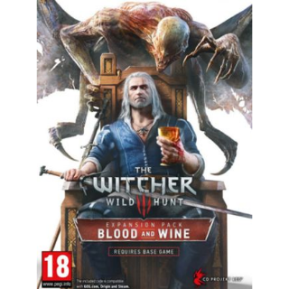 The Witcher 3: Wild Hunt - Blood and Wine Key GOG.COM GLOBAL