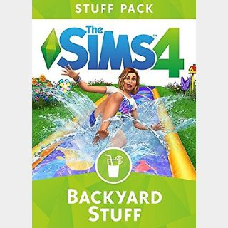 The Sims 4: Backyard Stuff (PC) Origin Key GLOBAL