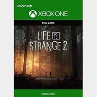 Life is Strange 2 Complete Season (Xbox One) Xbox Live Key UNITED STATES