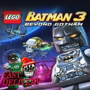 LEGO Batman 3: Beyond Gotham Steam Key GLOBAL