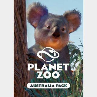 Planet Zoo: Australia Pack (PC) Steam Key GLOBAL