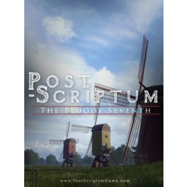 Post Scriptum Steam Key GLOBAL