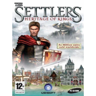 The Settlers: Heritage of Kings Uplay Key GLOBAL