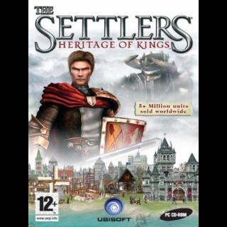 The Settlers: Heritage of Kings Uplay Key GLOBAL