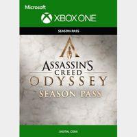 Assassin's Creed: Odyssey - Season Pass (DLC) (Xbox One) Xbox Live Key UNITED STATES