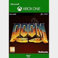 DOOM 64 Standard (Xbox One) Xbox Live Key GLOBAL