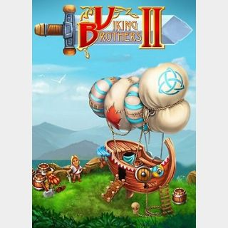 Viking Brothers 2 (PC) Steam Key GLOBAL