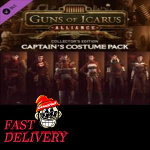 Guns of Icarus Alliance Costume Pack Steam Key GLOBAL