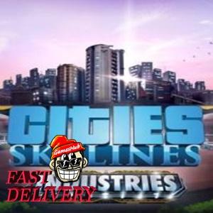 Cities: Skylines - Industries Plus Steam Key GLOBAL