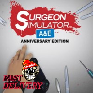 Surgeon Simulator Anniversary Edition Steam Key GLOBAL
