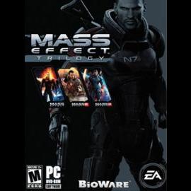 Mass Effect Trilogy Origin Key GLOBAL
