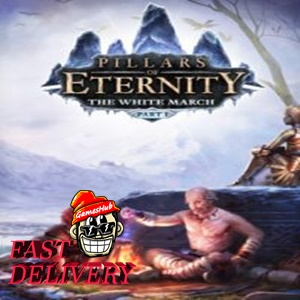 Pillars of Eternity - The White March Part I Key Steam GLOBAL