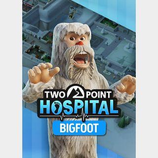 Two Point Hospital: Bigfoot (PC) Steam Key GLOBAL
