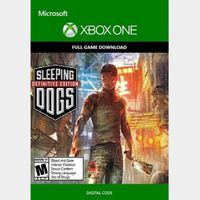 Sleeping Dogs (Definitive Edition) Xbox Live Key GLOBAL