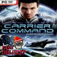 Carrier Command: Gaea Mission Steam Key GLOBAL
