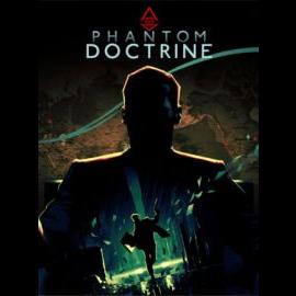 Phantom Doctrine Deluxe Edition Steam Key GLOBAL